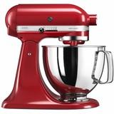 Kitchen Aid keukenmachine KSM125 keizer rood // 5KSM125EER