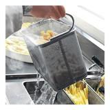Modular mand los 1/6GN 14x14x20cm LxBxH t.b.v. pastakookapparaat