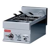Modular pastakookapparaat 1/1 incl. vulkraan, thermostaat en aftapkraan // 400V 9,4Kw  400x700x850(mm) BxDxH
