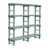 Rea Jackstack eurostelling 1800x500x1750 BxDxH 4 etages