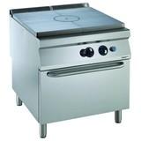 Electrolux pro 900 kookplaat fornuis met gas oven