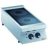 Electrolux pro 900 inductie kookplaat unit 2 platen