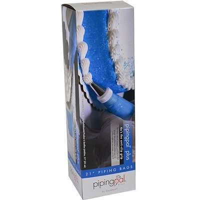 Spuitzak Highgrip disposable blauw 53,3cm extra grip rol à 100