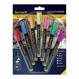 Krijtstift 1-2mm 7 kleuren set 7st