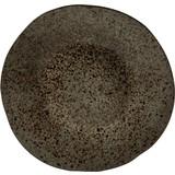Rustico Iron Stone bord 28,5 cm doos á 6