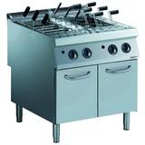 Electrolux pro 900 gas pastakoker