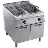 Electrolux pro 900 gas friteuse 2x15L