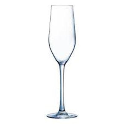 Arcoroc Mineral champagneflute 16cl doos à 6