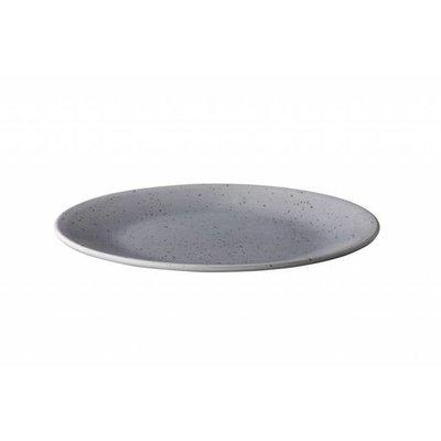 Q authentic Bord Tinto grey 28 cm doos a'6