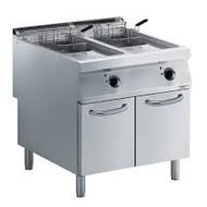 Electrolux pro 900 elektrische friteuse 2x18L