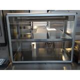 Tecfrigo Orizont 200Q hot vitrine open model