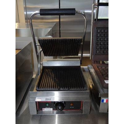 Roller Grill wafelbakapparaat inclusief luikse wafelplaten occasion 230V 1600W 31x40x23cm BxDxH