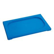 Deksel CC 1/4 blauw