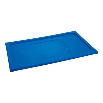 Deksel CC 1/1 blauw