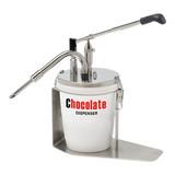 Chocolade/hazelnootpasta dispenser 3ltr