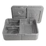 Box voedselverdeelsysteem 14(H)x40x29cm