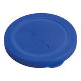 Deksel schaal Ø11,5cm blauw siliconen