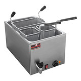 Caterchef Pasta-apparaat 25 liter 230V. 3250W