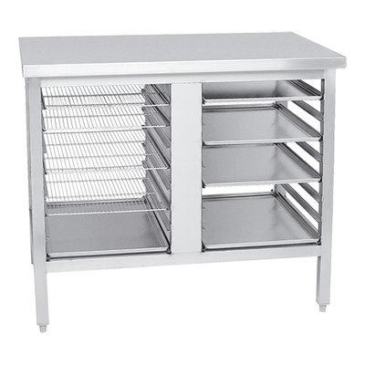 Werk tafel 100cm 10x(60x40)