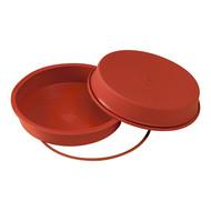 Uniflex taartvorm silicone glad Ø20cm H 4cm