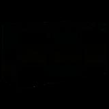 Polar koeling 2 deuren met flessennest voor 8 flessen 230V 280W 1668x570x860mm BxDxH 380L GL189