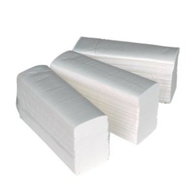 Handdoek minifold 26,3x19,5cm doos à 20x90=1800 stuks t.b.v. houder 431103 en 431153