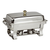 Chafing Dish Max Pro DeLuxe 1/1GN 35(h)x65x34cm