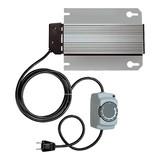 Electrische verhitting thermostatisch regelbaar 230V 600W