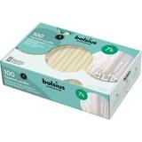 Bolsius kaars gotisch ivoor doos à 100 Ø23x240mm