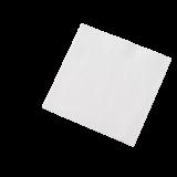 Servet wit 33x33cm 2-laags pak à 250stuks