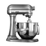 Kitchen Aid mixer 5KSM7591 Heavy duty 6,9 liter metaalzilver 5KSM7591XESL