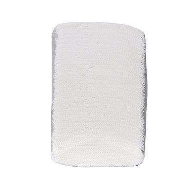 Handdoek C-vouw onestop 24,5x20,5cm wit doos à 25x150=3750 stuks