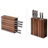 Dreizack messenblok 6 delig met magneten geschikt