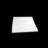 Theedoek superdroger wit katoen 65x65cm pak à 6