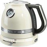 Kitchen Aid waterkoker 1,5ltr Artisan Cream/Amandel 230V 2400W