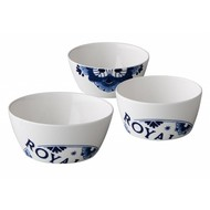 St. James Royal Delft bowl 650ml doos à 6