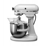 Kitchen Aid Keukenmachine wit K5 230V 325W 5ltr Aktieprijs