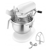 Kitchen Aid Mixer prof bowl-lift stand 6.9ltr wit