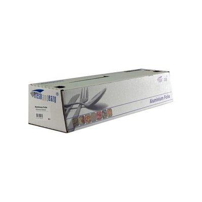 Aluminiumfolie 150x0.50 12my per stuk in cutterbox