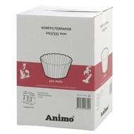 Animo korffilter 203/533mm DE 20 doos à 500 stuks
