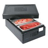 Thermo ijs-transportbox t.b.v. 3 bakken 26(H)x60x40cm