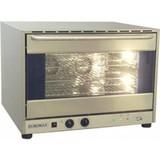 Euromax Basic line heteluchtoven design Bake off 2/vent.  // 60x40/1/1GN 5,2KW/400V 815x690x570mm BxDxH