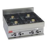 Modular gaskooktafel 4 pits 65/70 PCG 17,2 kw