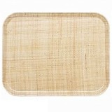 Cambro dienblad 1/1GN rattan 530x325mm Camtray
