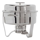 Chafing Dish Max Pro Ronde 5ltr Ø34cm