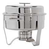 Chafing Dish Max Pro Ronde 8ltr Ø41cm