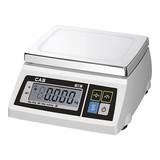 Elektronische weegschaal Jadever 15/30kg grad 5/10 gr.