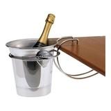 Wijnkoeler tafelbeugel rvs Ø21cm