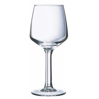 Arcoroc Lineal wijnglas 25cl gehard doos à 6