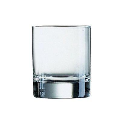 Arcoroc Islande laag whiskeytumbler 20cl fb doos à 6